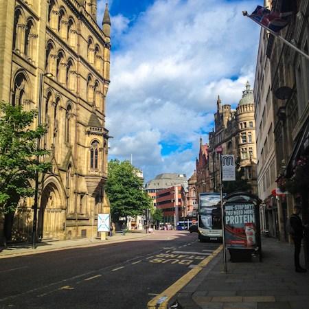 Street of Manchester