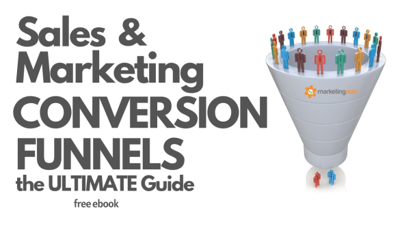 Marketing and Sales Conversion Funnel Get Started Guide Templates