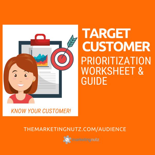 Target Customer Audience Marketing Social Media Digital