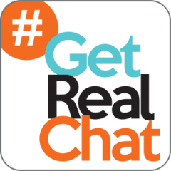 #GetRealChat Twitter Chat Community