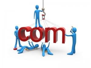 social media website and blog integration