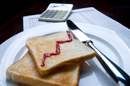 social media roi for breakfast