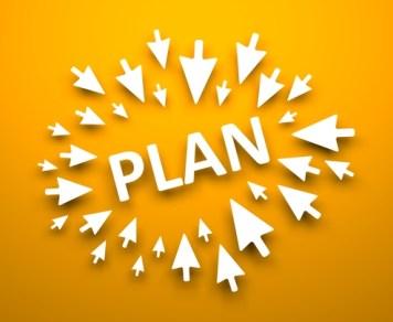 social media plan template content marketing 2014