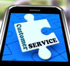 mobile marketing customer service
