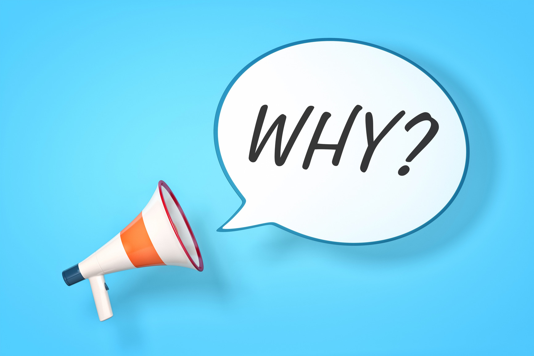 social media megaphone listen more than talk
