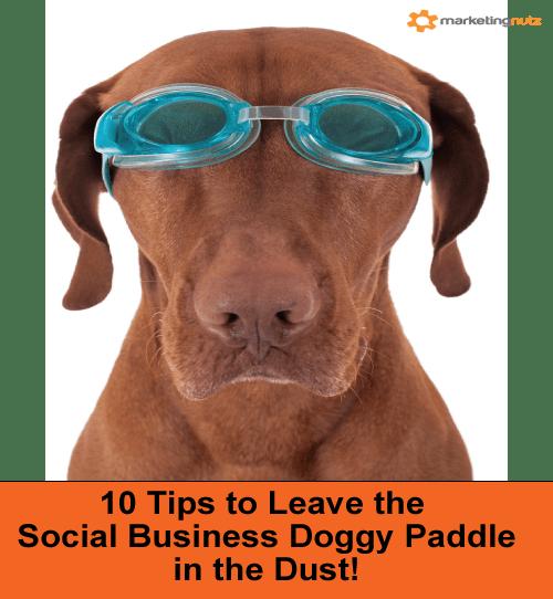 social business strategy tactics
