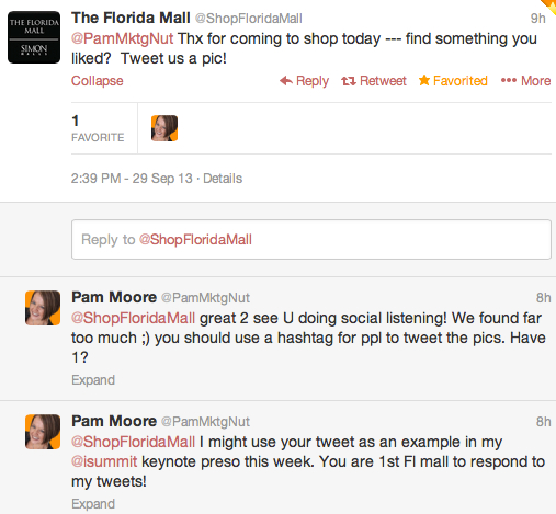 social listening case study orlando florida mall