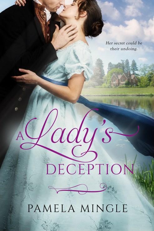 A Lady's Deception by Pam Mingle