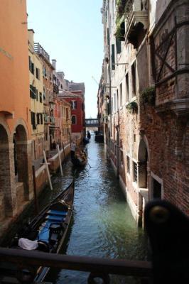 A Narrow canal