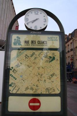 Metz Sign