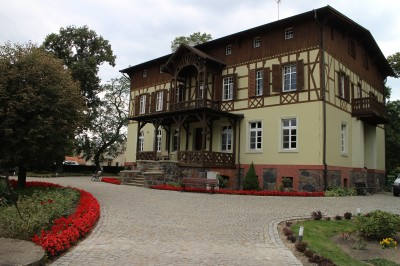The wedding venue, Accommodation part