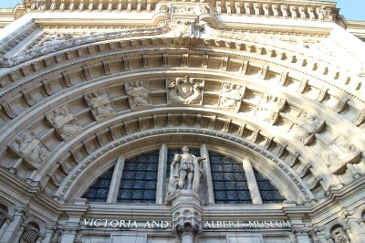 And then on to the Victoria and Albert Museum