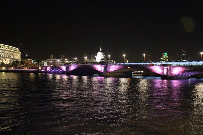 London by night.. along bankside :-)
