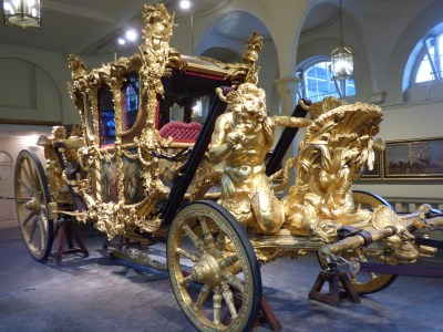 The Gold carriage
