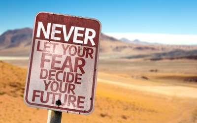 Fear is a Sign Post
