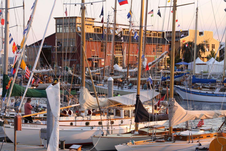 Wooden Boat Festival September 7 9 2018 Pam Wall Keynote
