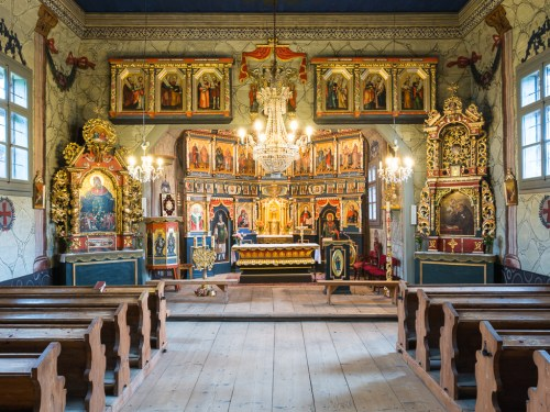 Cerkiew w Boguszy ©www.pan-foto.com