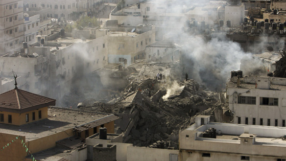 APTOPIX MIDEAST ISRAEL PALESTINIANS GAZA