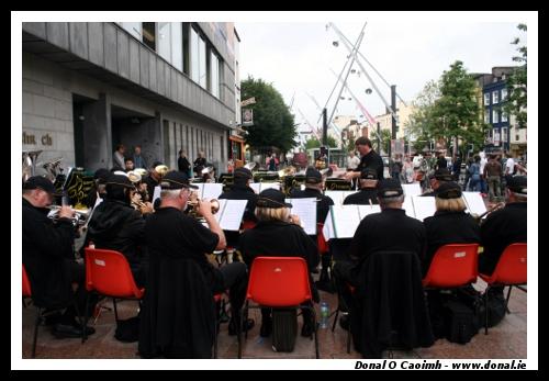 Leichardt Brass Band in Cork