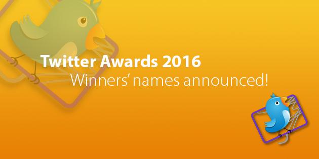 Panacea top industry tweeters of 2016