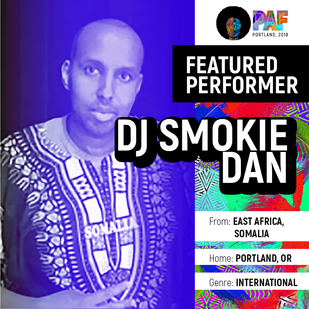 2018 Artists | Pan African Festival of Oregon