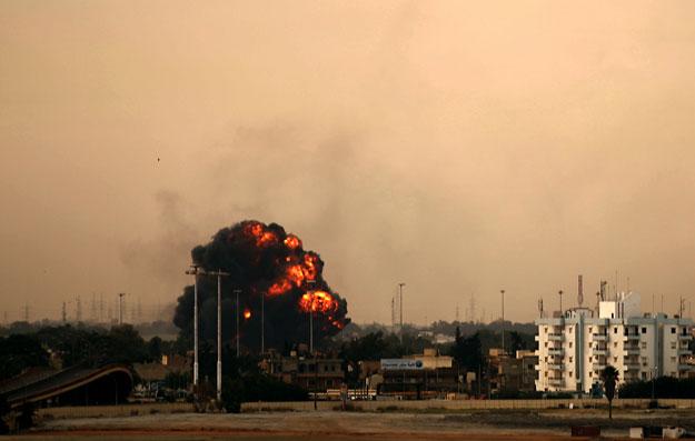 libya bombing
