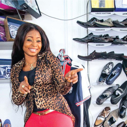 Ministry clothing owned by Portia (Poshkayene) stands out as the most talked about and visited boutique ..