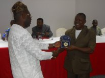 The forum on governance of internet and prize given ceremony