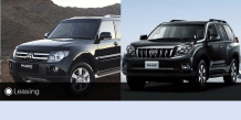 LEASING (CARS AND EQUIPMENTS)