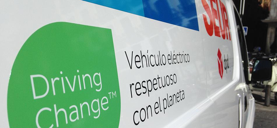 Gracias a SEUR somos 100% Carbon Neutral, desde la fábrica hasta la puerta de tu casa