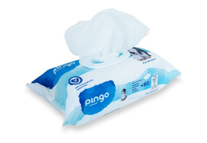 ¿De qué se componen las toallitas Pingo?
