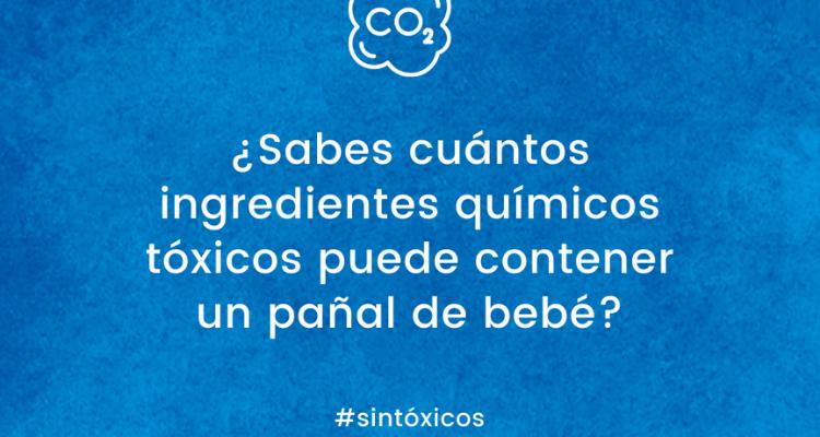 Ingredientes tóxicos en los pañales de bebé. ¿Qué permite la legislación española?