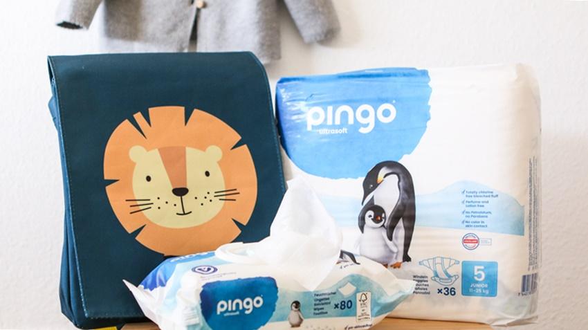 Vuelta al cole sostenible con Pingo