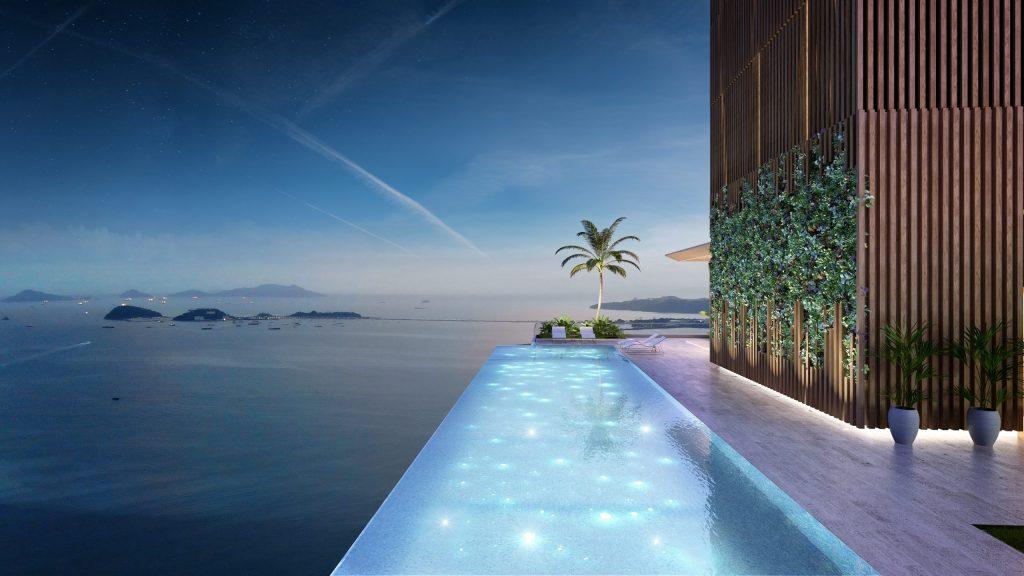 Se vende Apartamentos- THE TOWERS – Punta Paitilla – desde 320 m2 hasta 615 m2