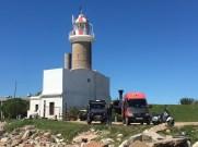 Meeting am Leuchtturm