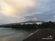 Der Vulkan Osorno