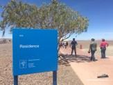Eingang zu Residence