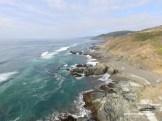 an der Küste von La Barca / Llico