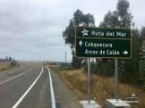 Die Arcos de Calàn haben wir zufällig gefunden
