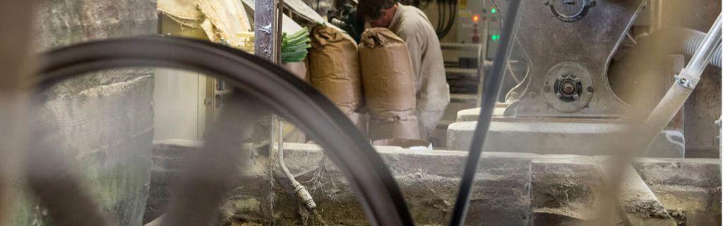 Stonground flour