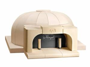 wood fired oven le panyol 66 with door