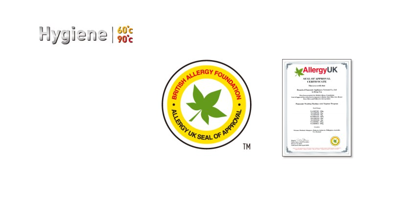 Certification by Allergy UK