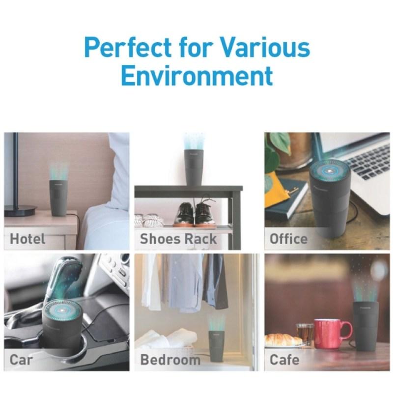 Portable & Convenient