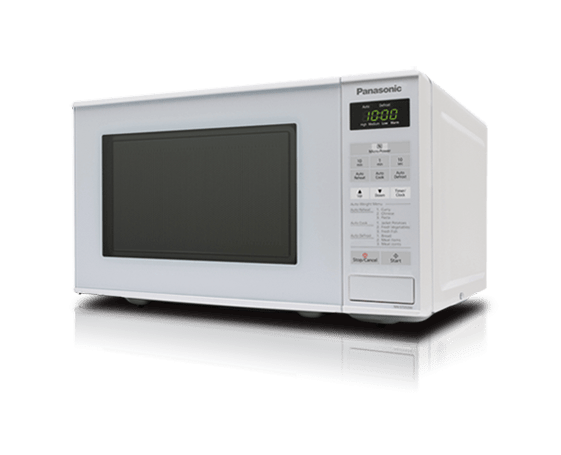 panasonic microwave oven nn st253wmpq