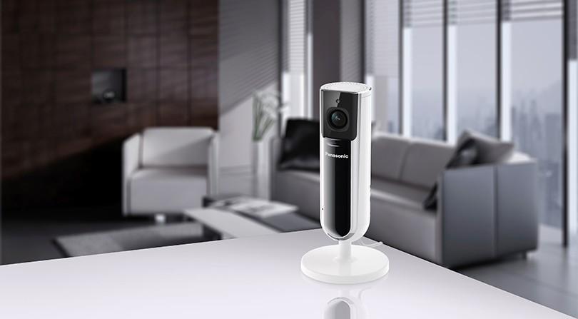 Panasonic mejora la vigilancia del hogar con su primera cámara doméstica que protege la privacidad