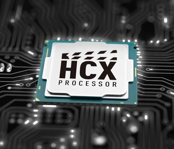 HCX Processor