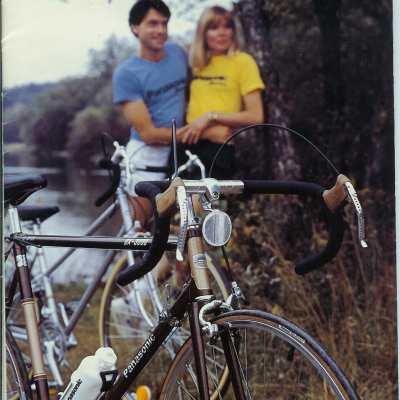 1982 Panasonic Bicycles USA catalog