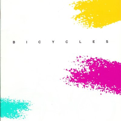 1988 Panasonic Bicycles Catalog