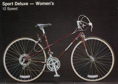 1983 Panasonic Sport Deluxe - Women's