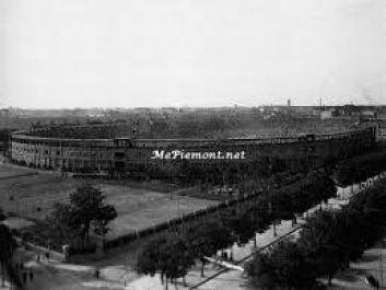 Stadium Torino 1911 visto dall'alto